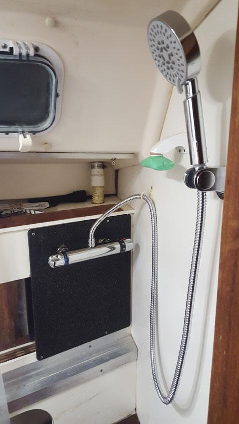 Hunter 34, 1984 sailboat