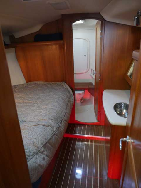 Hunter 41 DS, 2007 sailboat