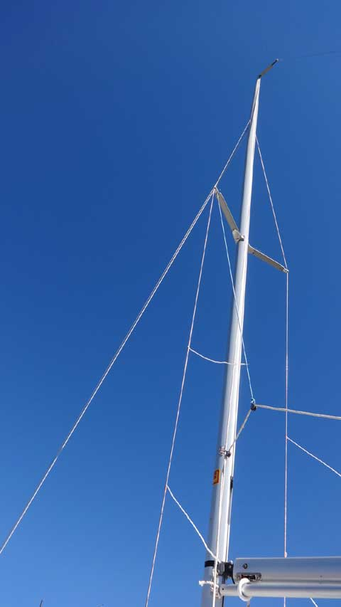 International 2.4 m. mini 12 meter, 2007 sailboat