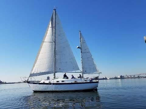 Irwin 37 Ketch, 1974 sailboat