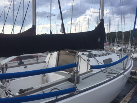 J27 1985 sailboat