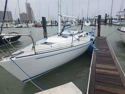 J/29, 1984 sailboat