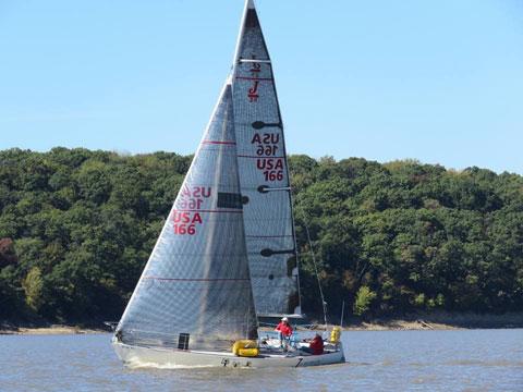 J29, 1983 sailboat