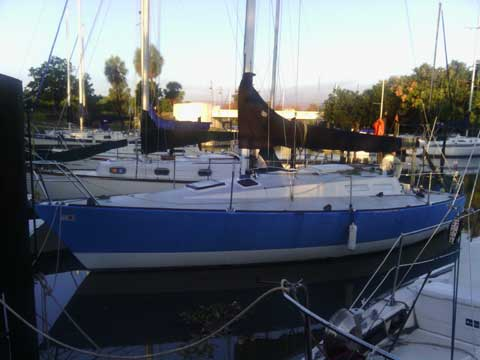 J30, 1979 sailboat