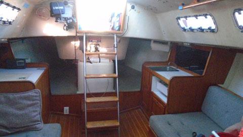 J-33, 1988 sailboat