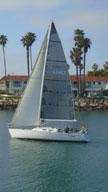 1988 J/33 sailboat