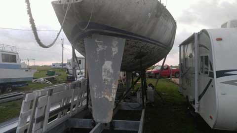 J 41, 1969 sailboat