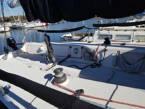 J 80, 2001 sailboat