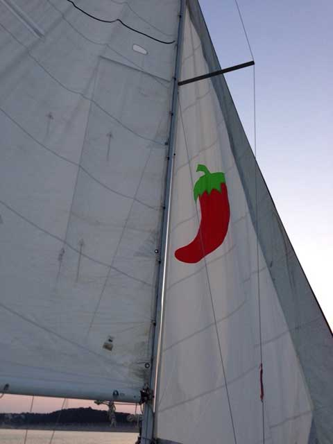 Lancer 30, 1982 sailboat