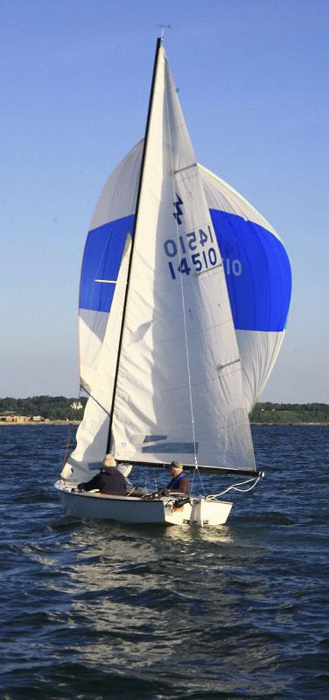 Nickels Lightning, 1991 sailboat