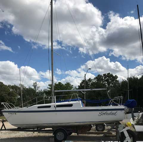 MacGregor 25, 1985 sailboat
