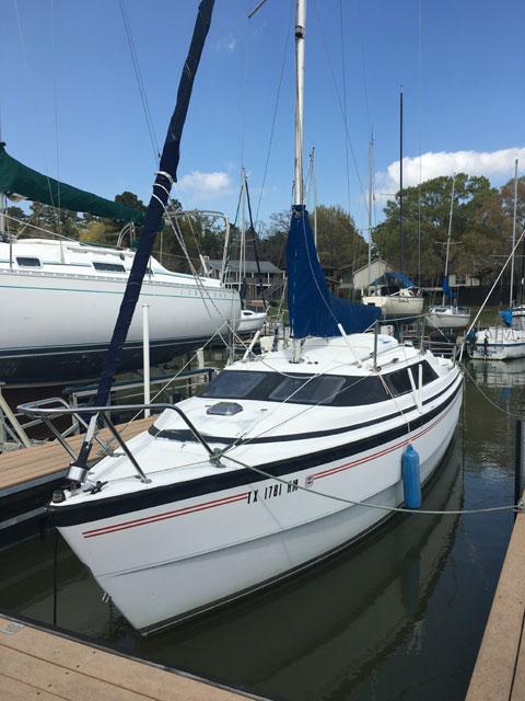 MacGregor 26X, 1995 sailboat