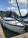 1995 Macgregor 26X sailboat