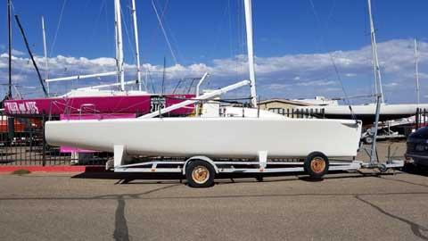 Melges 24, 1995 sailboat