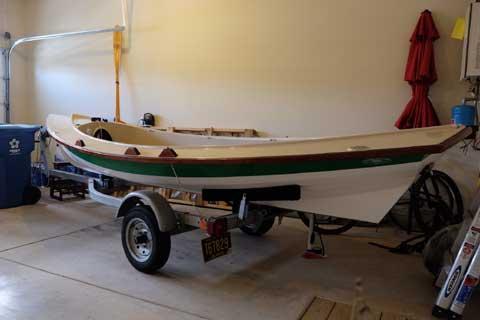 Gig Harbor Melonseed, 2016 sailboat