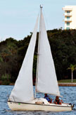 Mirage 5.5 sailboat