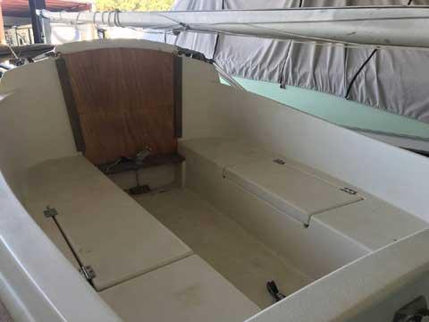 Montgomery 15, 1981 sailboat