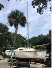 1979 Montgomery 17 sailboat