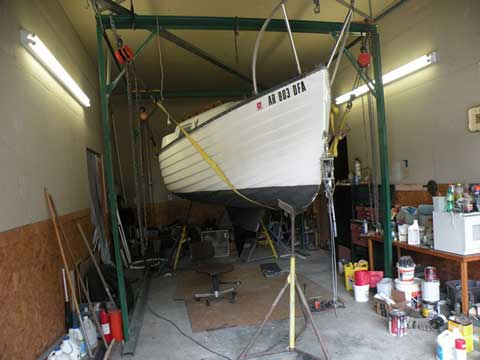 Montgomery 17, 1977 sailboat