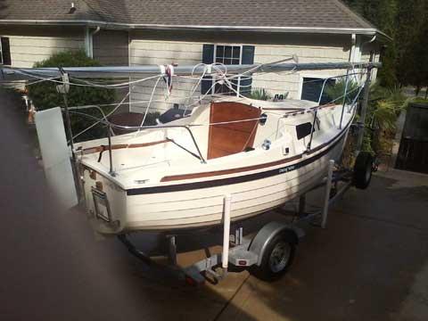 Montgomery 17ft, 2011 sailboat