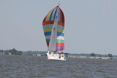 MORGAN 30/2, 1974 sailboat