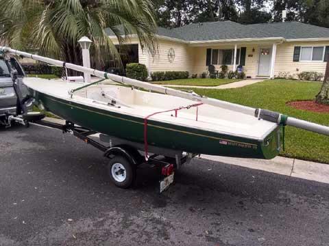 Chrysler Mutineer 15, 1976 sailboat