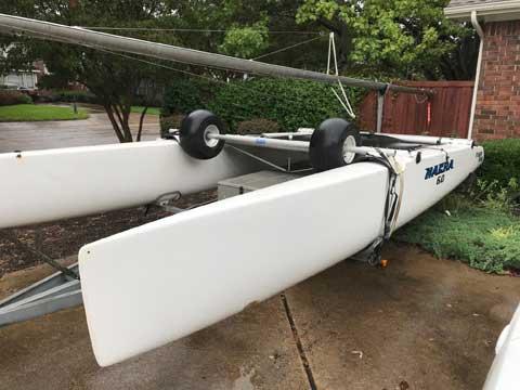 Nacra 6.0 NA, 1997 sailboat