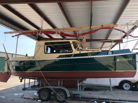 Nimble Kodiak, 26 ft., 2001 sailboat