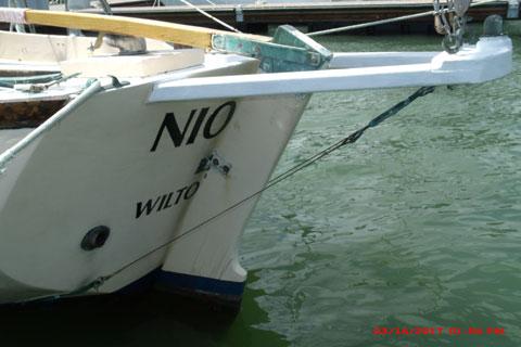 Geiger Ketch, 36ft., 1956/2015 sailboat