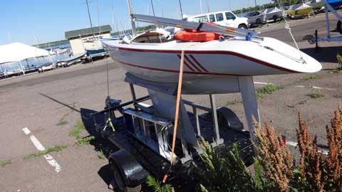 Norlin 2.4m 111, 2007 sailboat