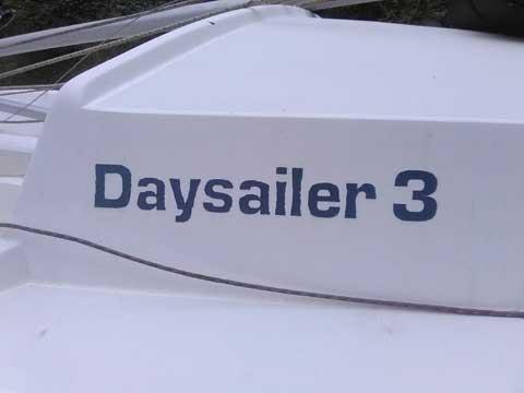O'day 17 Day Sailor 3, 1986 sailboat