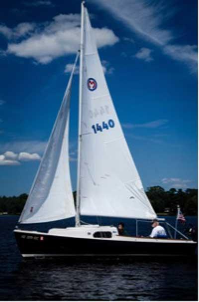 O'Day Mariner 2 + 2, 19', 1969 sailboat