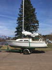 1976 Oday 22 sailboat