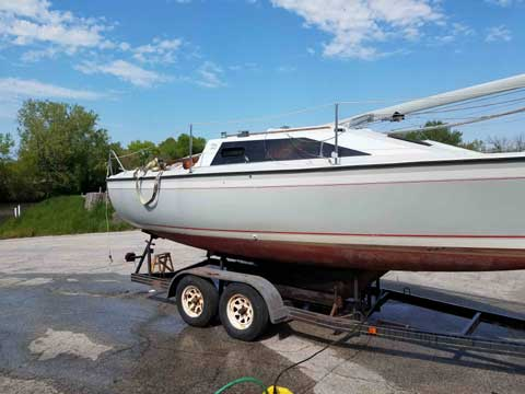 Oday 240, 1989 sailboat