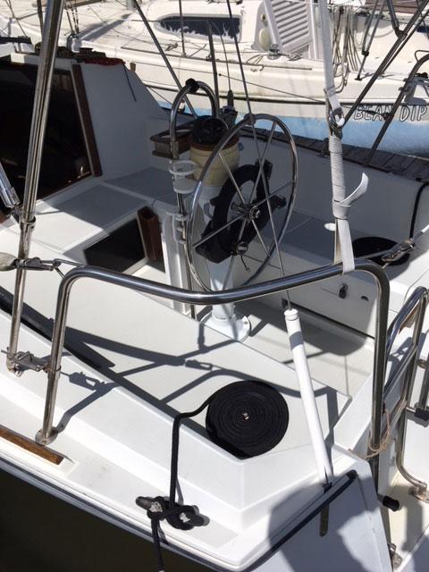 O'Day 272 LE, 1987 sailboat