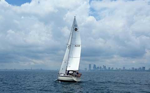 O'day 34, 1984 sailboat