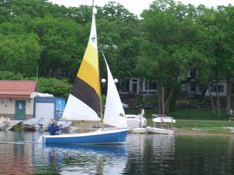 ODay Javelin, 1973 sailboat