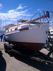1979 Pacific Seacraft 25 sailboat