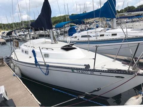 Pearson 31, 1978 sailboat
