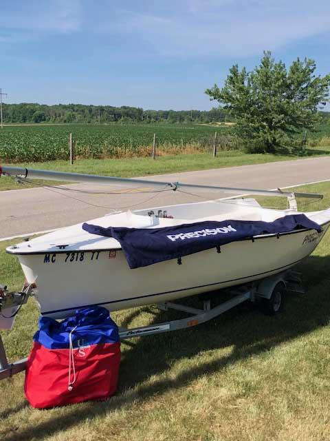 Precision 185, 2004 sailboat