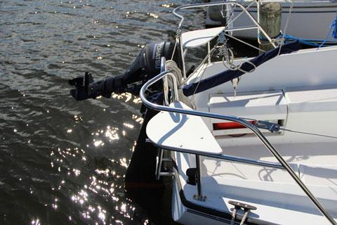 Precision 23, 2002, Conroe, Texas sailboat