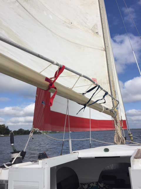 Prout catamaran, 1964 sailboat