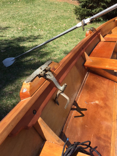 Raid Boat, 19'6