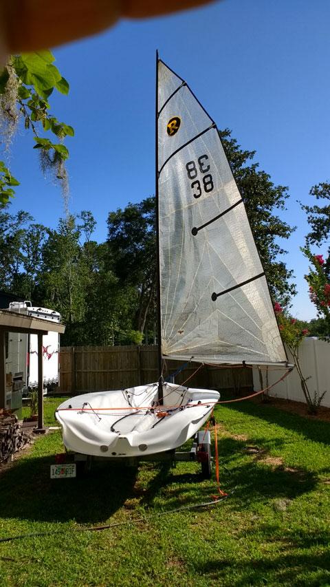 Raider 16 Sport, 2003 sailboat