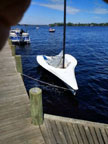 2003 Raider Sport 16 sailboat