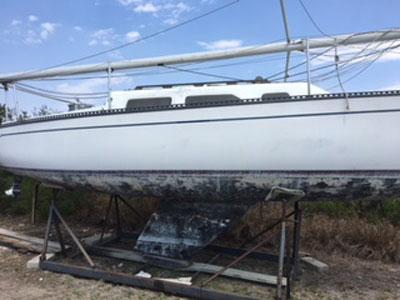 Ranger 23', 1975 sailboat