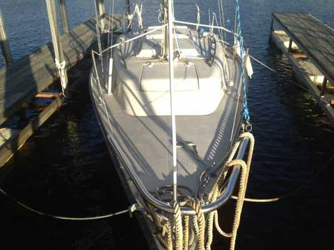 Ranger 24 ft, sailboat