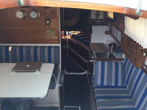 Rawson 30, 1965 sailboat
