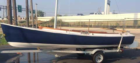 Cape Cod Rhodes 18, 2015 sailboat