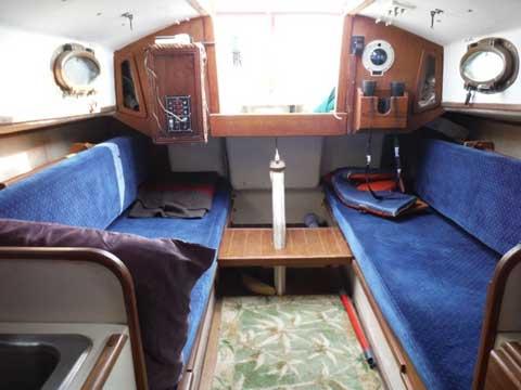 Marine Concepts Rob Roy 23, 1987 sailboat